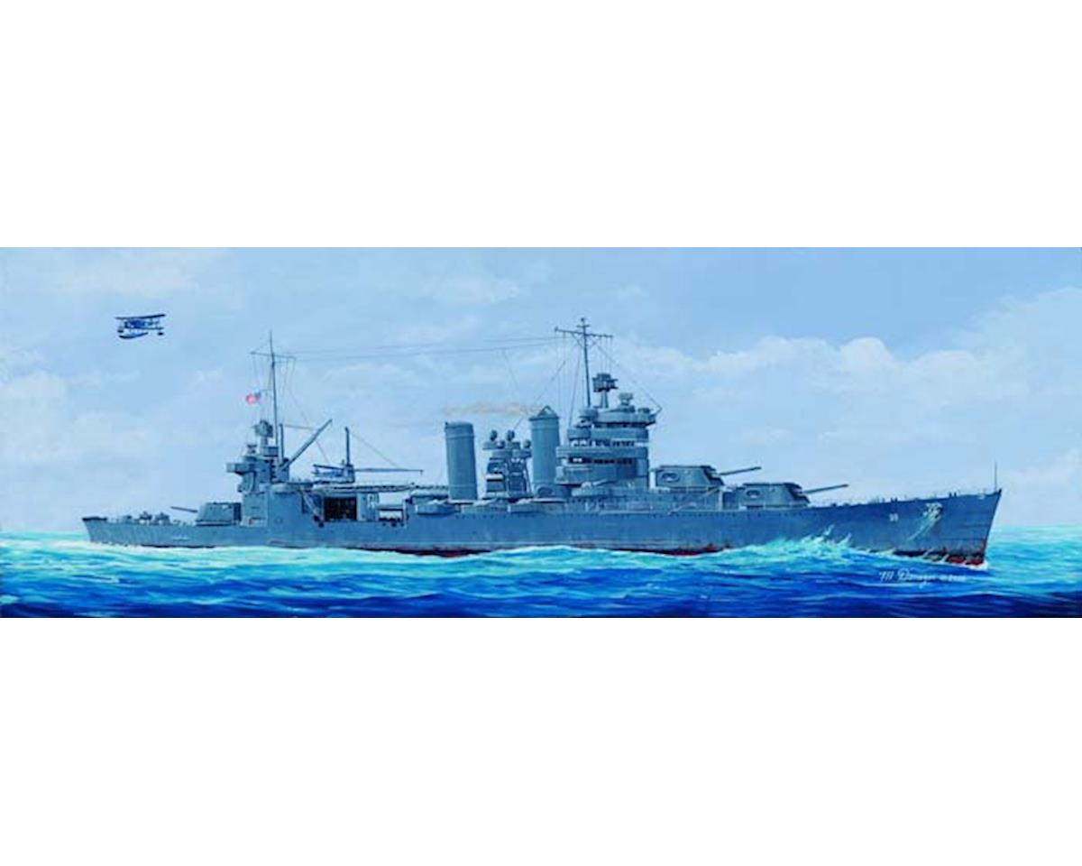 Trumpeter Scale Models 05309 1/350 USS San Francisco CA-38 '42