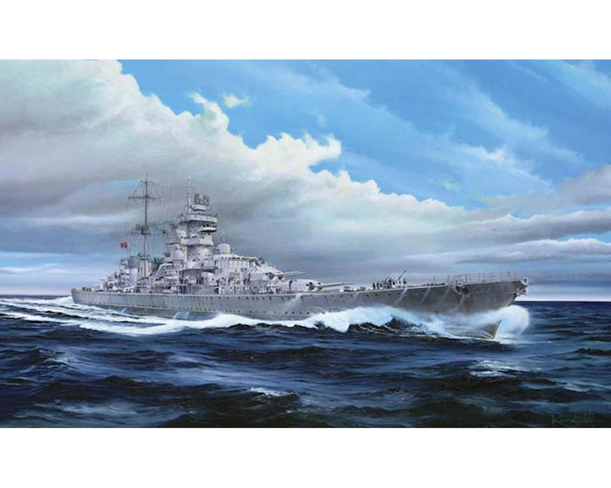 Trumpeter Scale Models 05313 1/350 German Prinz Eugen Cruiser 1945