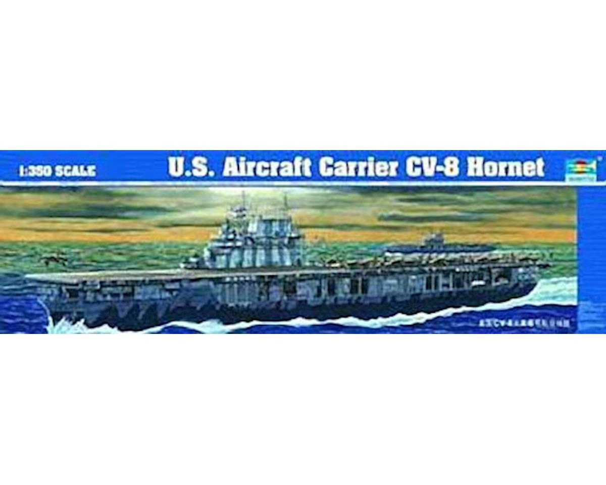 Trumpeter Scale Models 05601 1/350 USS Hornet CV8