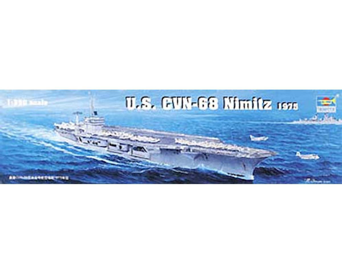 Trumpeter Scale Models 05605 1/350 USS Nimitz CVN68