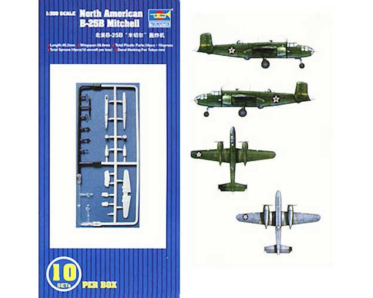 Trumpeter Scale Models 06201 1/350 B-25B Mitchell Aircraft Carrier Fleet (10)