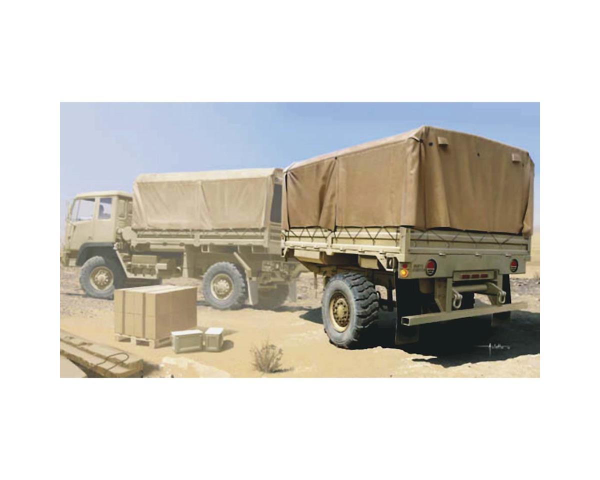1010 1/35 M1082 LMTVT (Lt Med Tactical Vehicle Trlr) by Trumpeter Scale Models