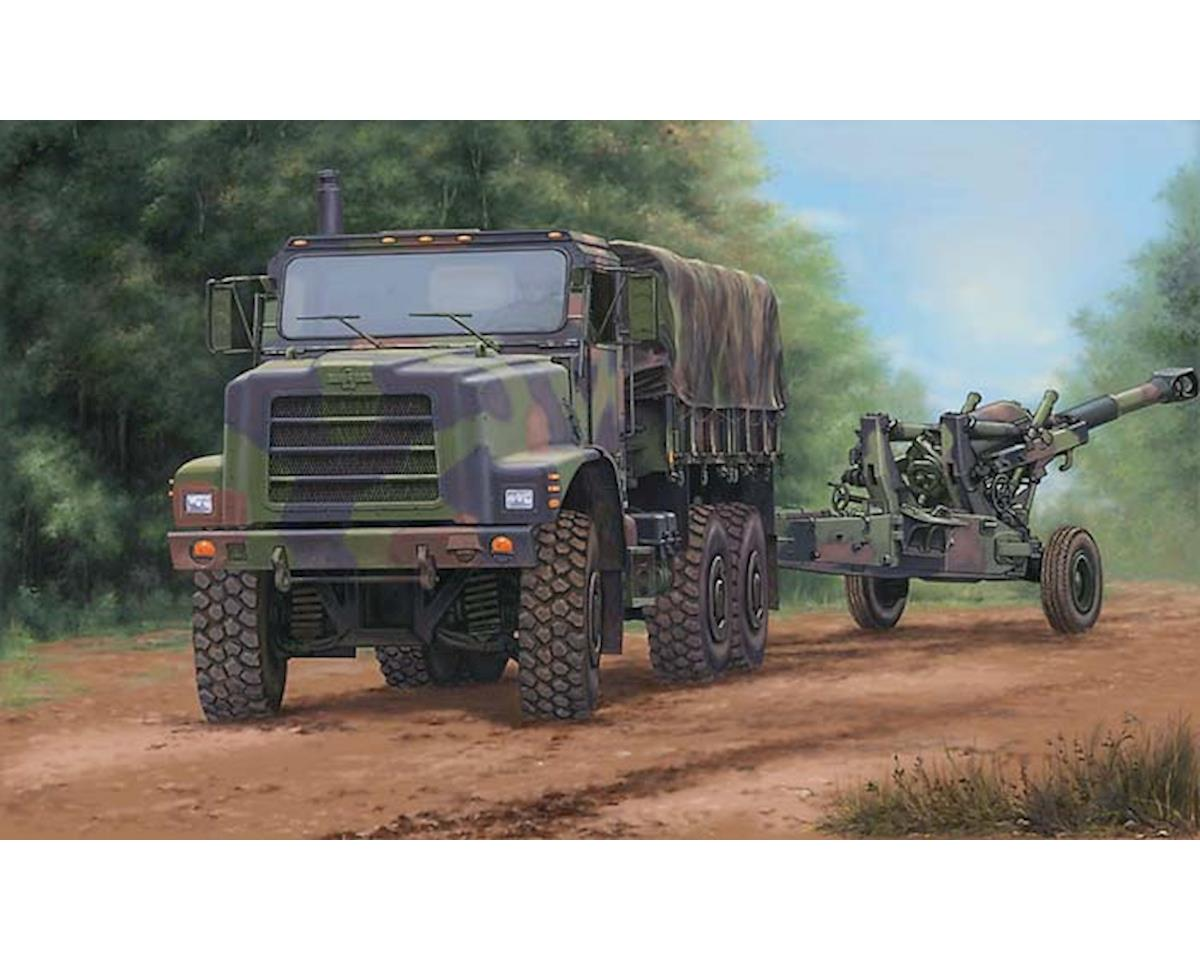 1011 1/35 US MTVR (Medium Tactical Vehicle Repl) by Trumpeter Scale Models