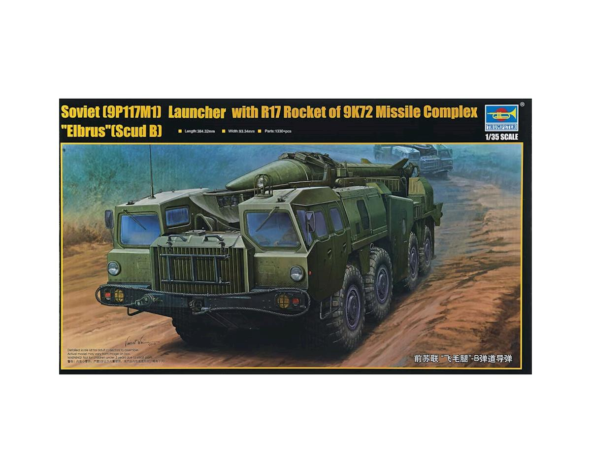 Trumpeter Scale Models 1019 1/35 Soviet SS-1D SCUD-C Tactical Missile Launcher