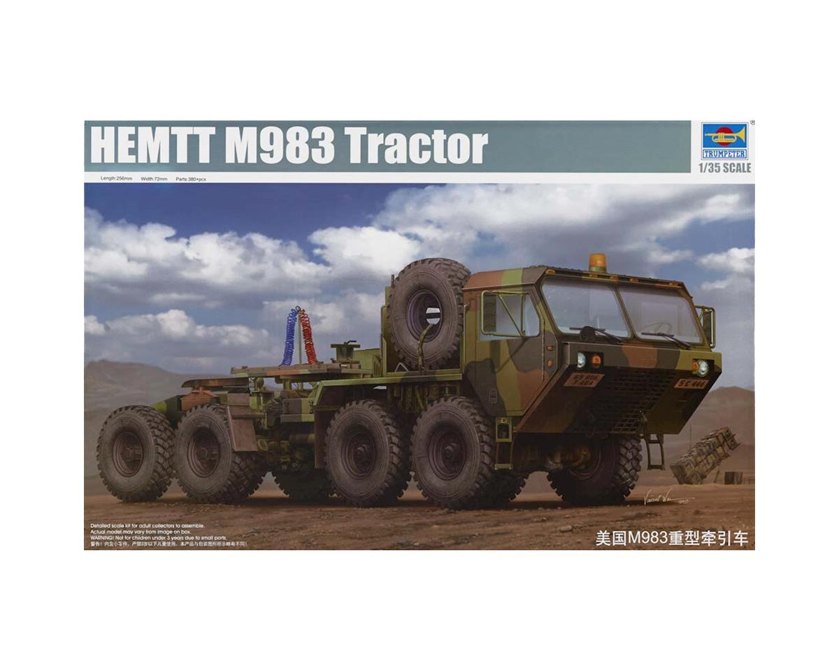1021 1/35 HEMTT M983 Tractor by Trumpeter Scale Models