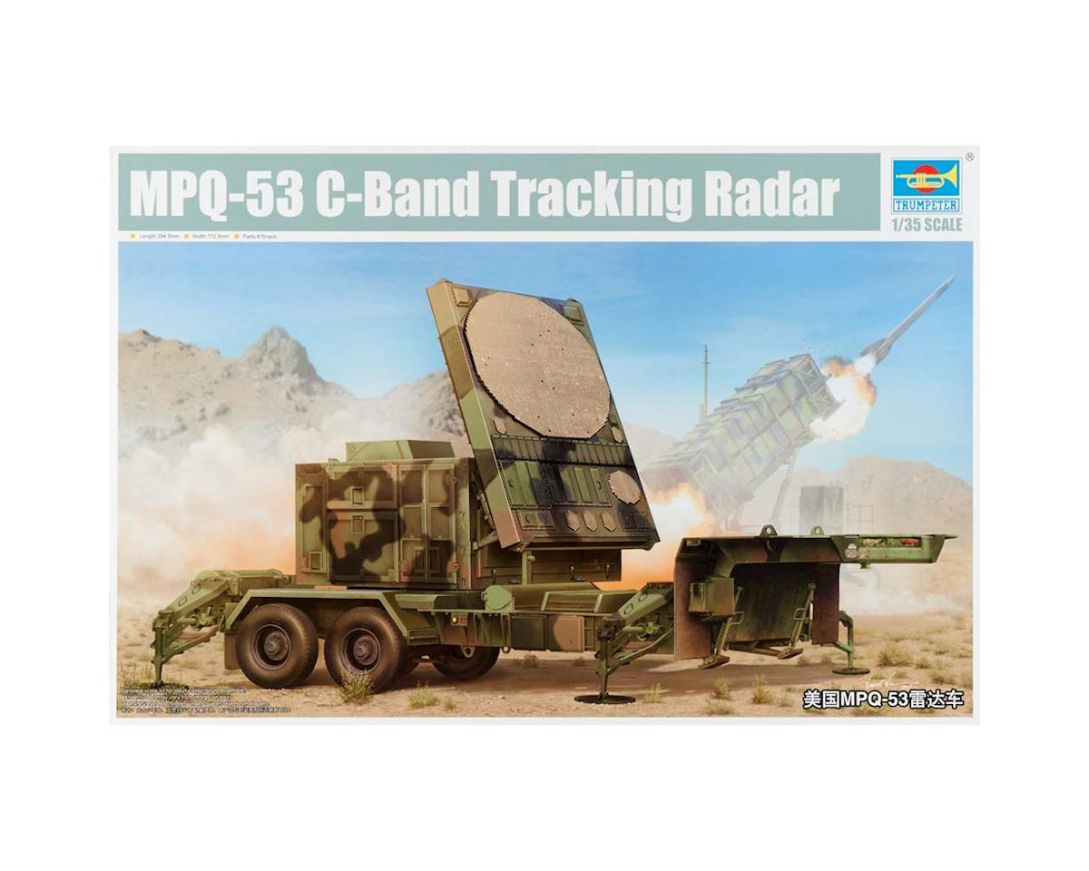 Trumpeter Scale Models 1023 1/35 US MPQ53 C-Band Tracking Radar System