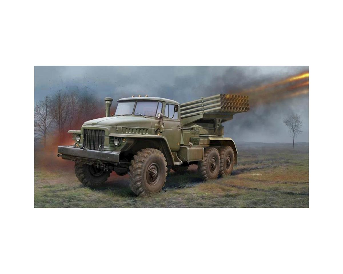 Trumpeter Scale Models 1/35 Russian BM-21 Grad Multiple Rocket Launcher