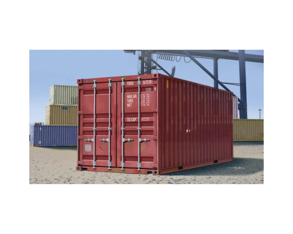 Trumpeter Scale Models 1029 1/35 20ft Shipping/Storage Container