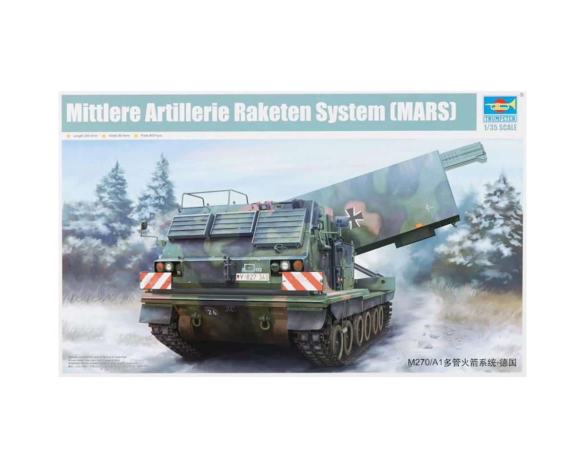 Trumpeter Scale Models 1/35 German M270/A1 Multiple Launch Rocket System