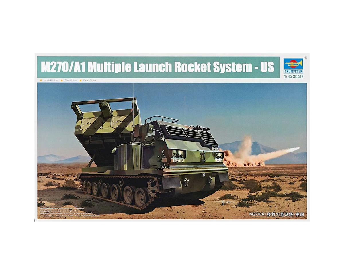 1/35 US M270/A1 Multiple Launch Rocket System by Trumpeter Scale Models