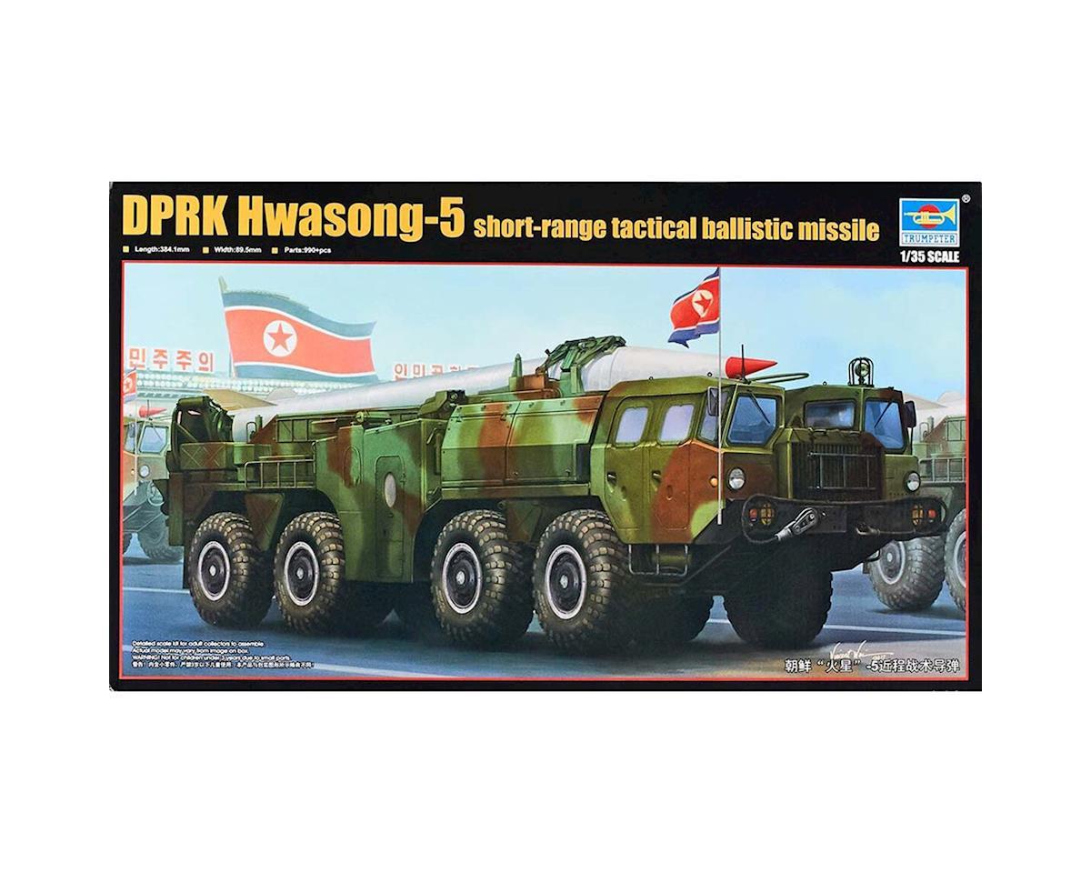 Trumpeter Scale Models 1058 1/35 DPRK Hwasong-5 Short-Range Ballistic Missile