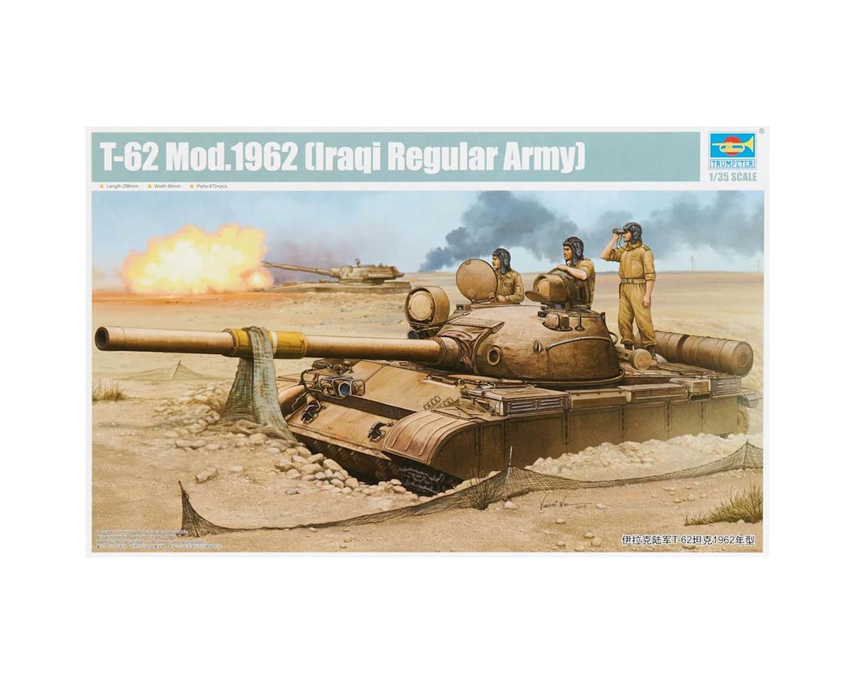 Trumpeter Scale Models 1548 1/35 Russian T62 Mod 1962 Iraqi Reg Army Tank