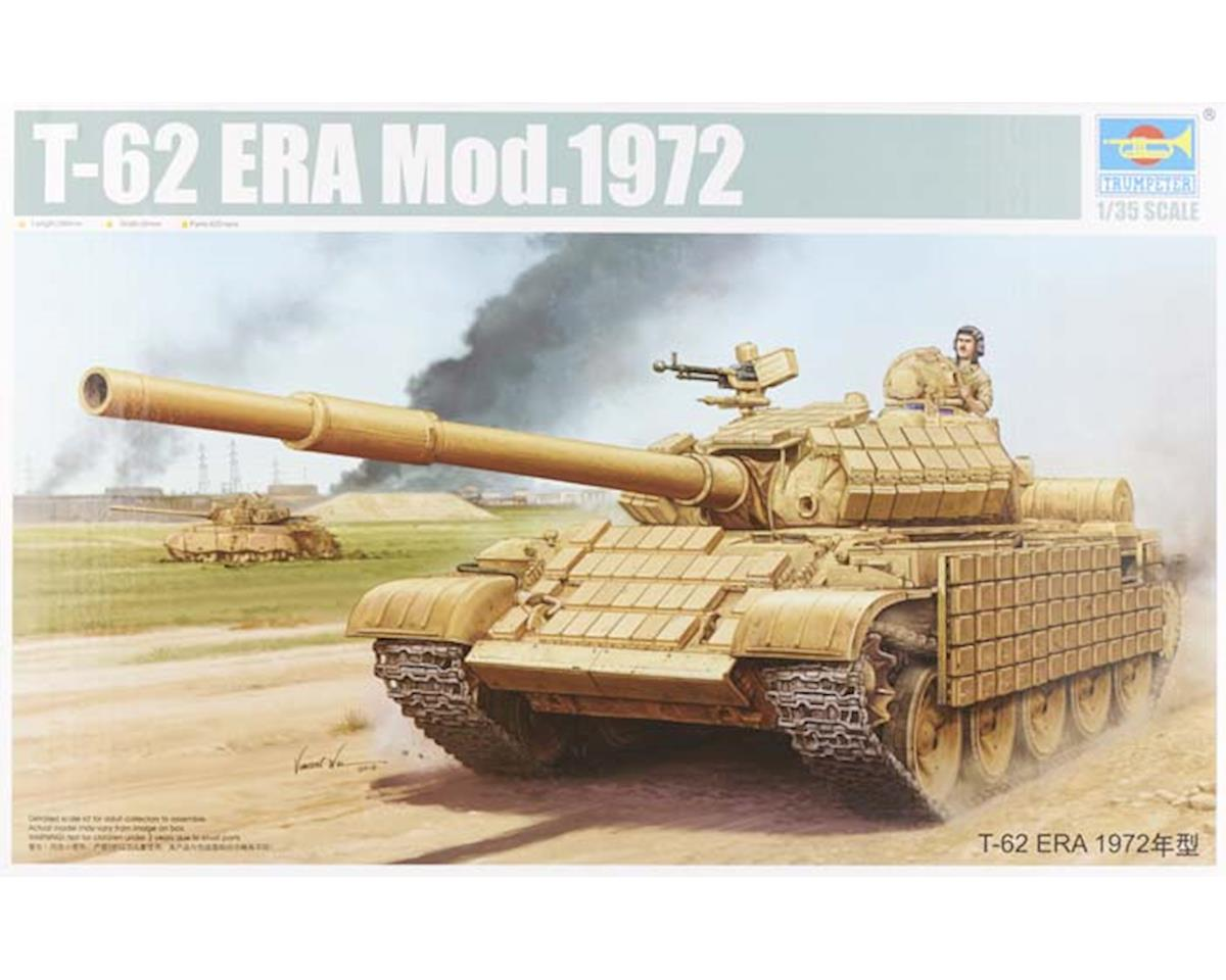 1549 1/35 T62 ERA Mod 1972 Iraqi Army Tank by Trumpeter Scale Models