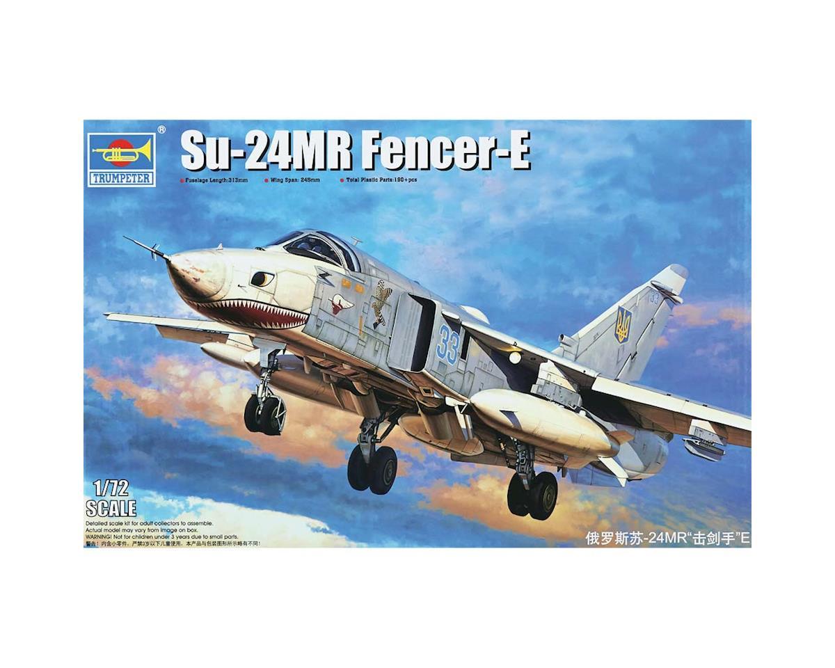 Trumpeter Scale Models 1672 1/72 Su-24MR Fencer-E Attack Aircraft