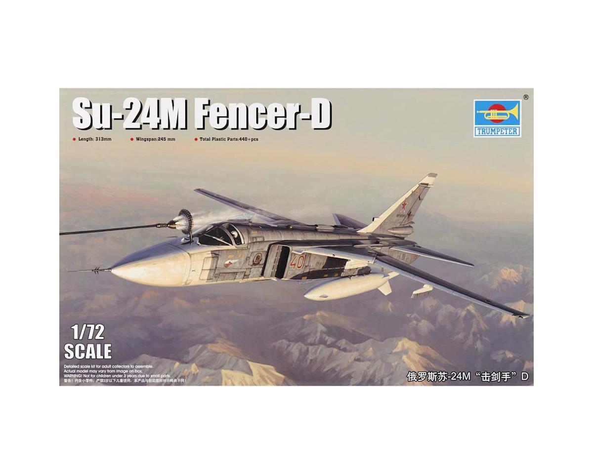 Trumpeter Scale Models 1673 1/72 Su24M Fencer-D Soviet Fighter