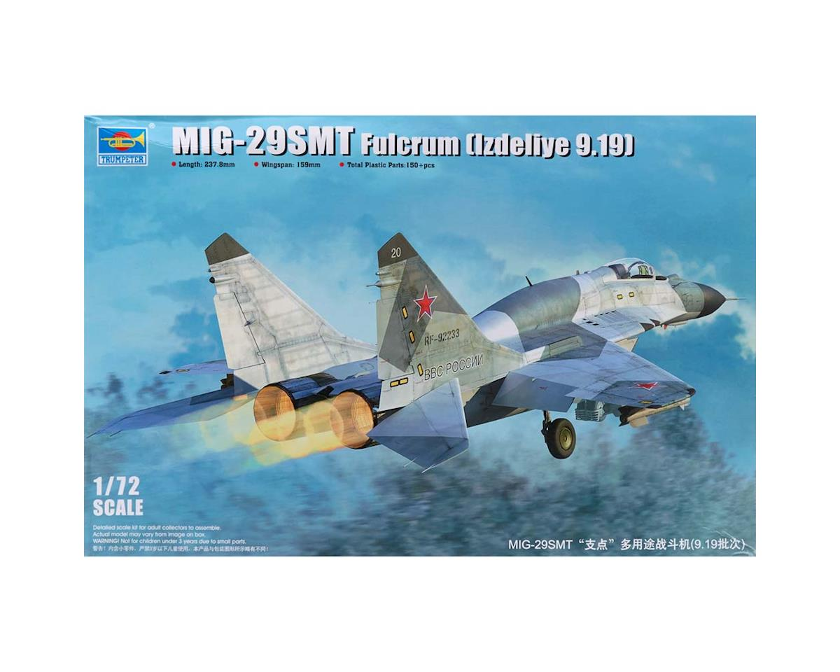 Trumpeter Scale Models 1676 1/72 Mig-29SMT Fulcrum Product 9.19 Russian Fighte