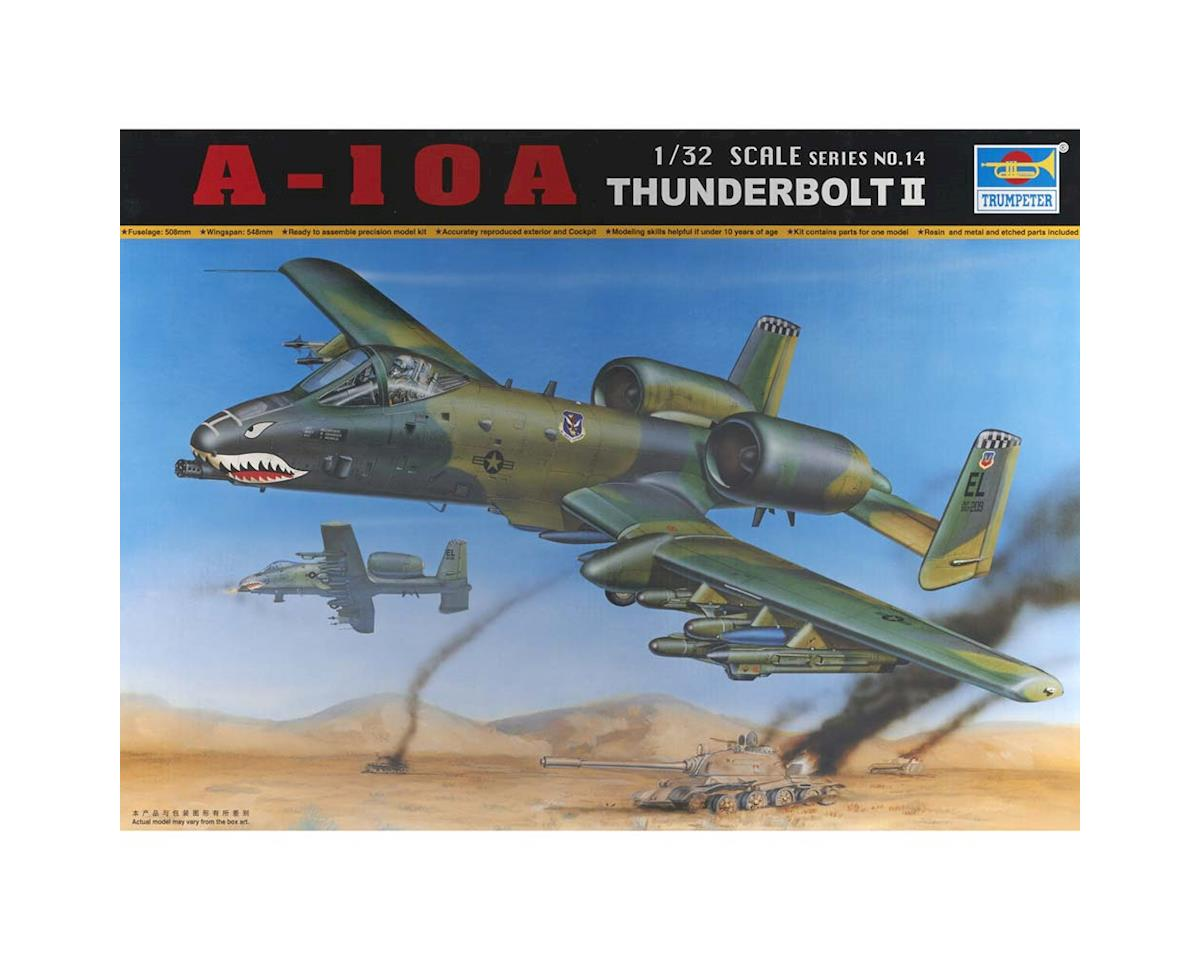 Trumpeter Scale Models 2214 1/32 A-10A Thunderbolt II