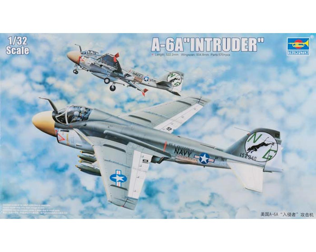 Trumpeter Scale Models 2249 1/32 A-6A Intruder Aircraft