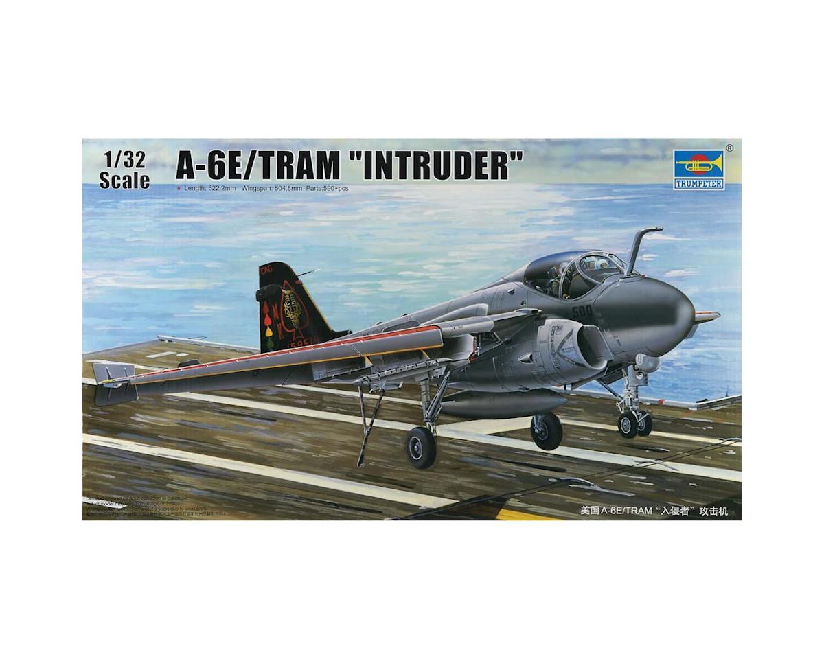 Trumpeter Scale Models 2250 1/32 A-6E TRAM Intruder Aircraft