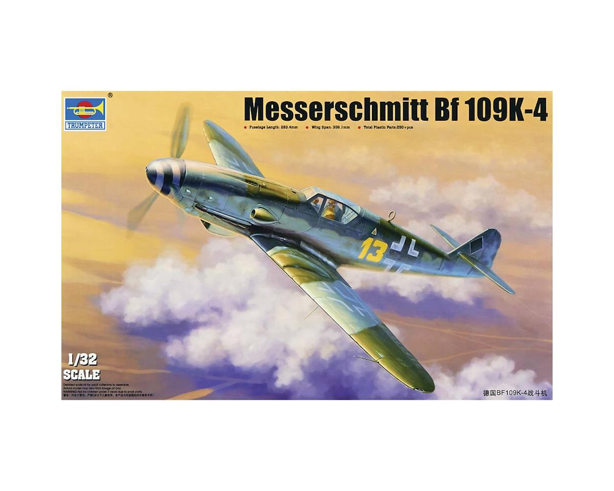 Trumpeter Scale Models 2299 1/32 Messerschmitt Bf109K-4 German Fighter