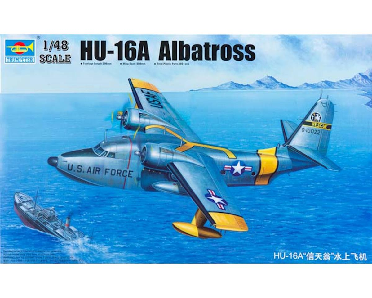 Trumpeter Scale Models 2821 1/48 HU-16A Albatross USAF Amphibian Aircraft