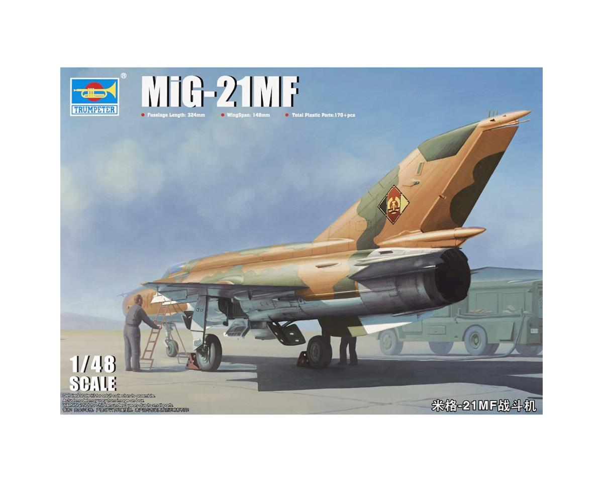 Trumpeter Scale Models 2863 1/48 MiG-21MF Russian Fighter