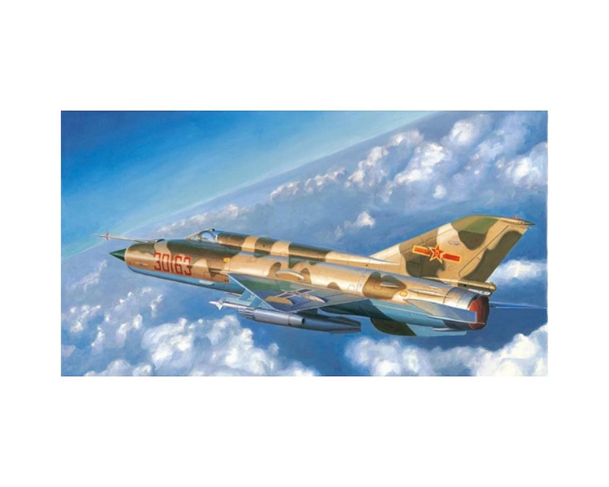 Trumpeter Scale Models 1/48 J7C/J7D Fighter