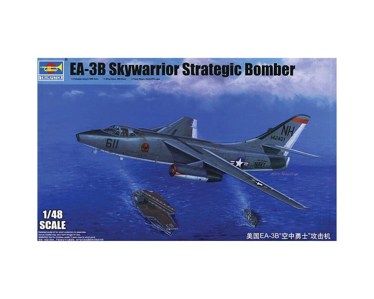 Trumpeter Scale Models 2871 1/48 EA-3B Skywarrior Strategic Bomber