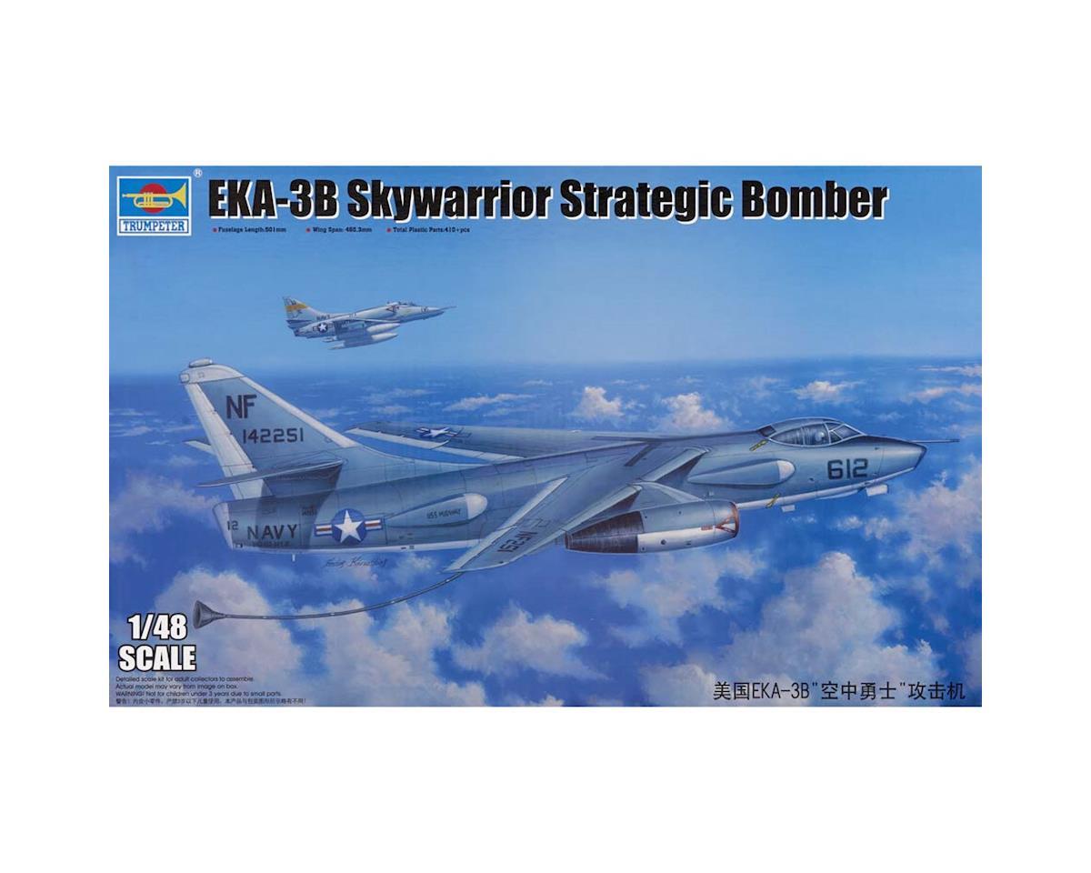 Trumpeter Scale Models 2872 1/48 EKA-3B Skywarrior Strategic Bomber