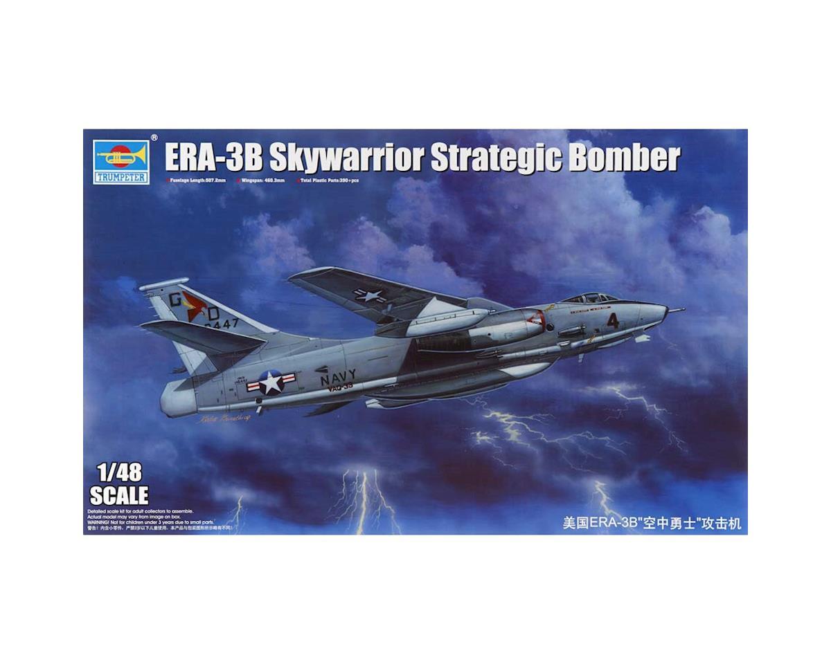 Trumpeter Scale Models 2873 1/48 ERA3B Skywarrior Strategic Bomber