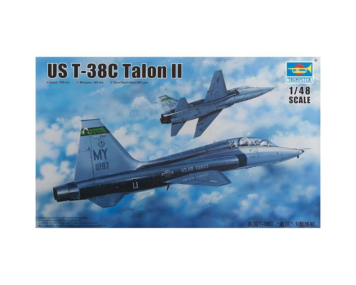 Trumpeter Scale Models 2876 1/48 USAF T-38C Talon II Jet Trainer