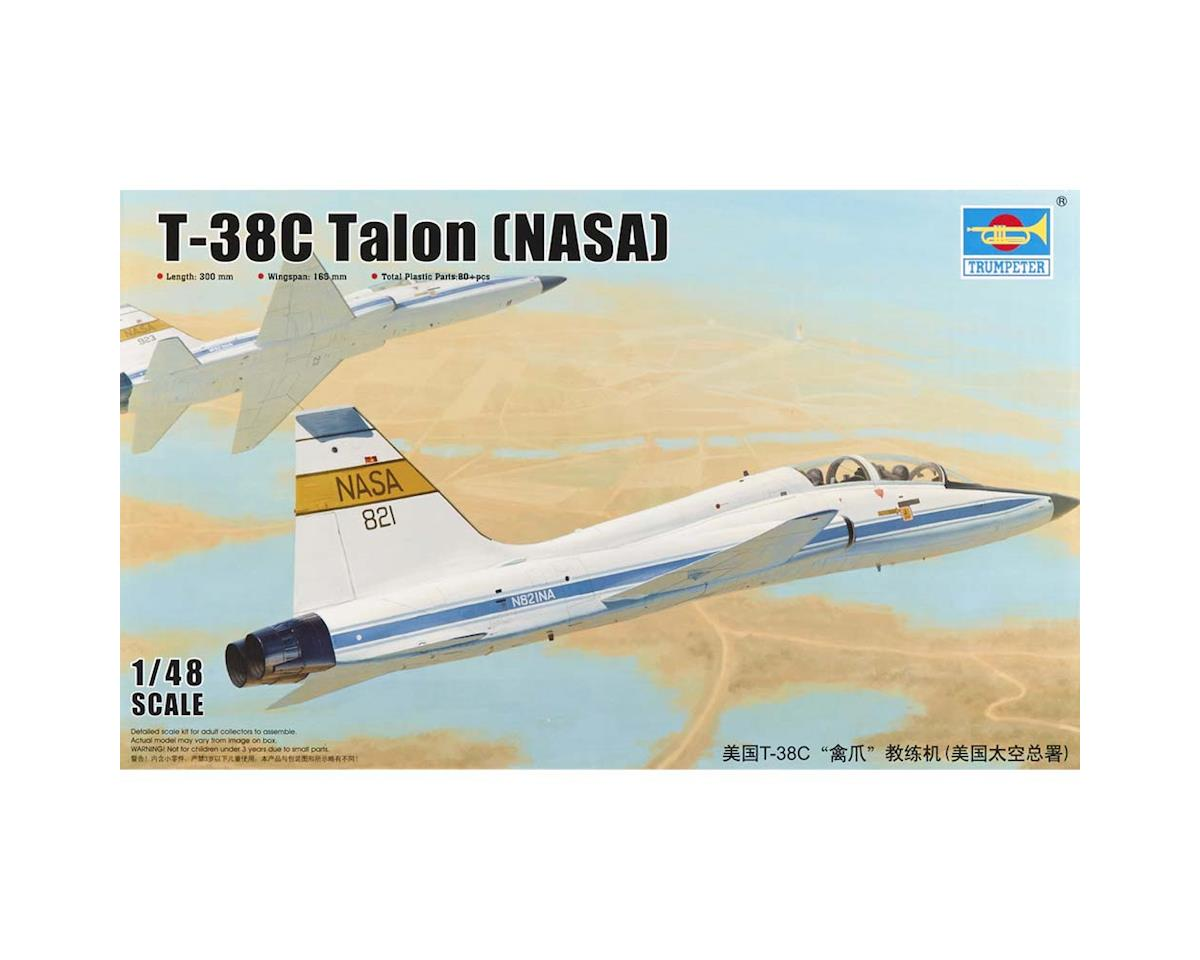 Trumpeter Scale Models 2878 1/48 USAF T-38C Talon NASA Jet Trainer
