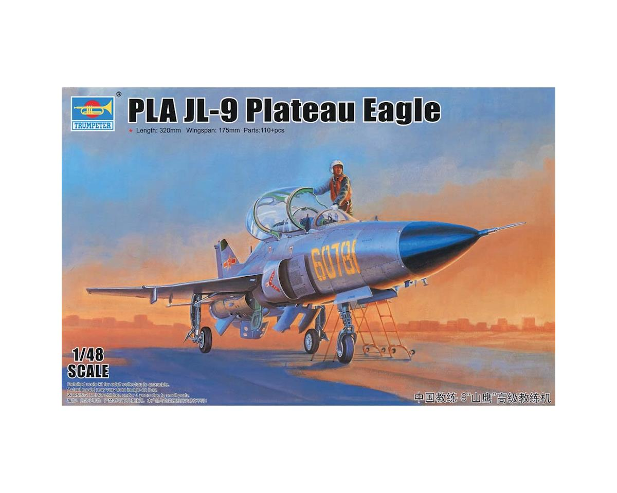 Trumpeter Scale Models 1/48 PLA JL-9 Chinese Fighter
