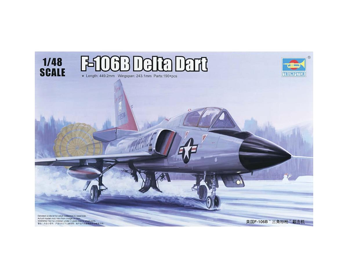 Trumpeter Scale Models 2892 1/48 US F-106B Delta Dart