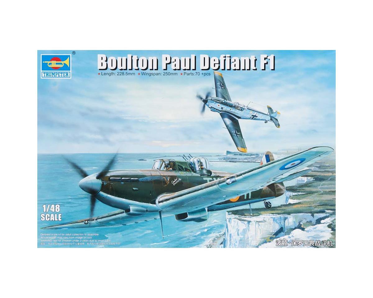 Trumpeter Scale Models 2899 1/48 F1 Boulton Paul Defiant Aircraft