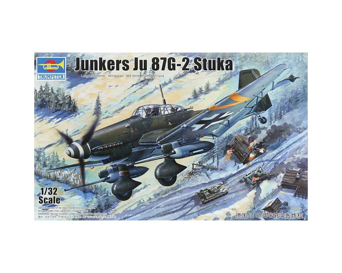 Trumpeter Scale Models 3218 1/32 Junkers Ju-87G-2 Stuka German Dive Bomber