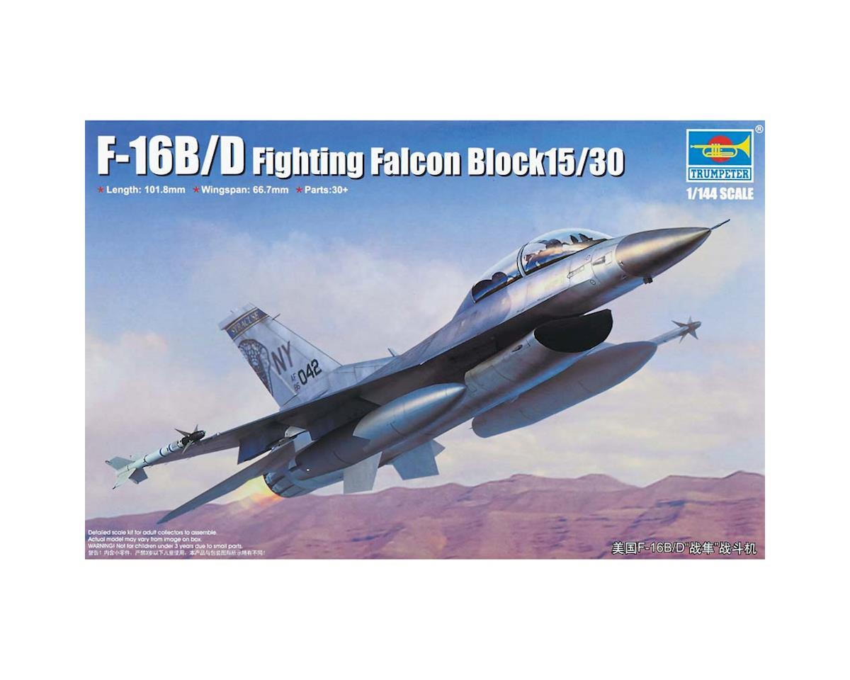3920 1/144 F-16B/D Fighting Falcon Block 15/30/32