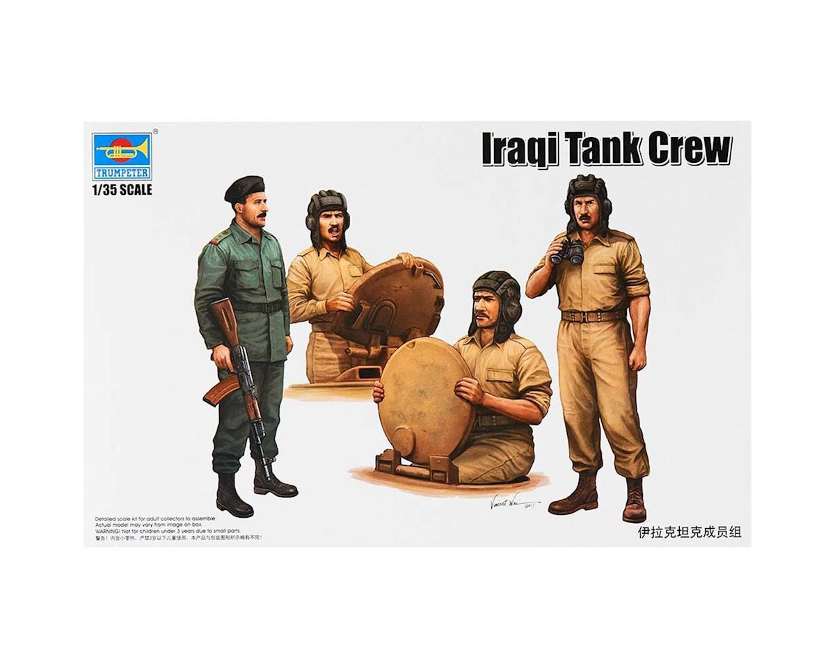 Trumpeter Scale Models 439 1/35 Iraqi Tank Crew Figure Set