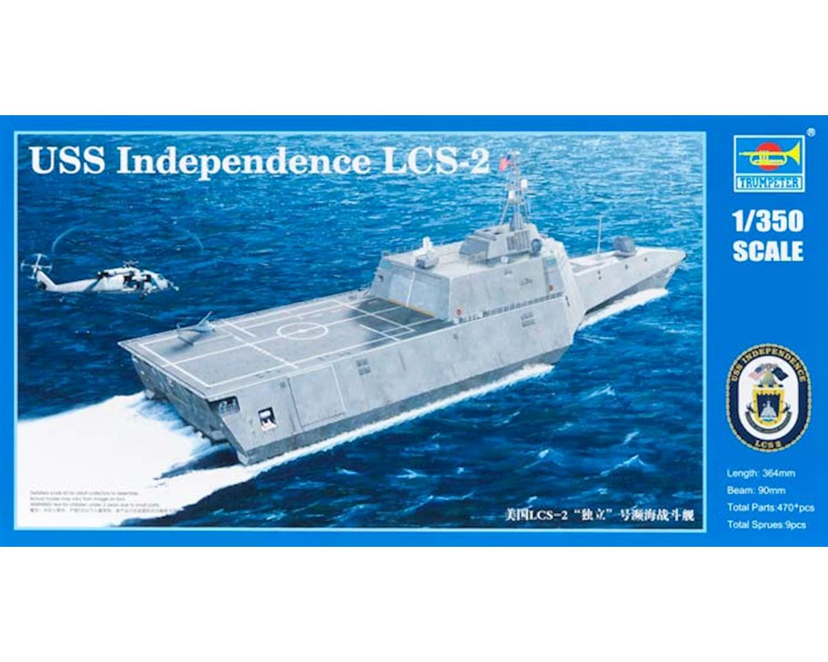 Trumpeter Scale Models 4548 1/350 USS Independence LCS-2 Littoral Combat Ship
