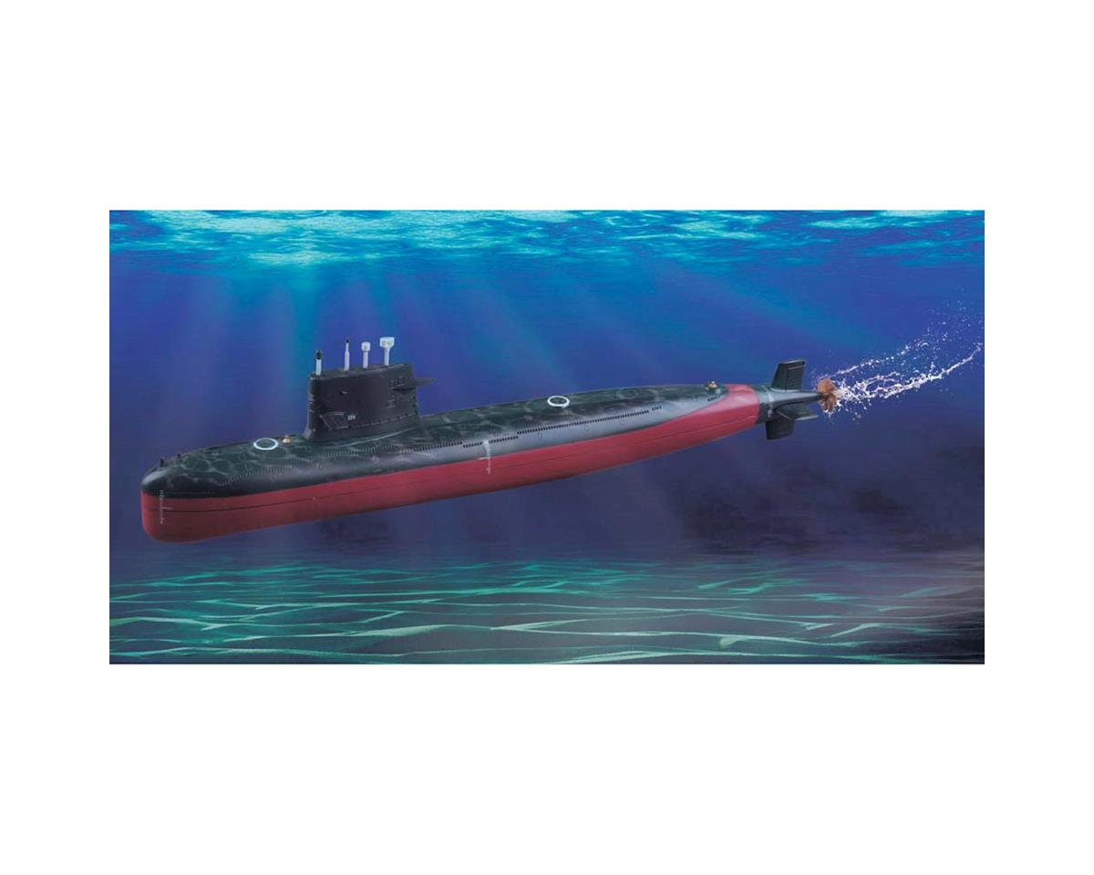 4599 1/350 PLA Chinese Navy Type 039G Song Class Sub by Trumpeter Scale Models