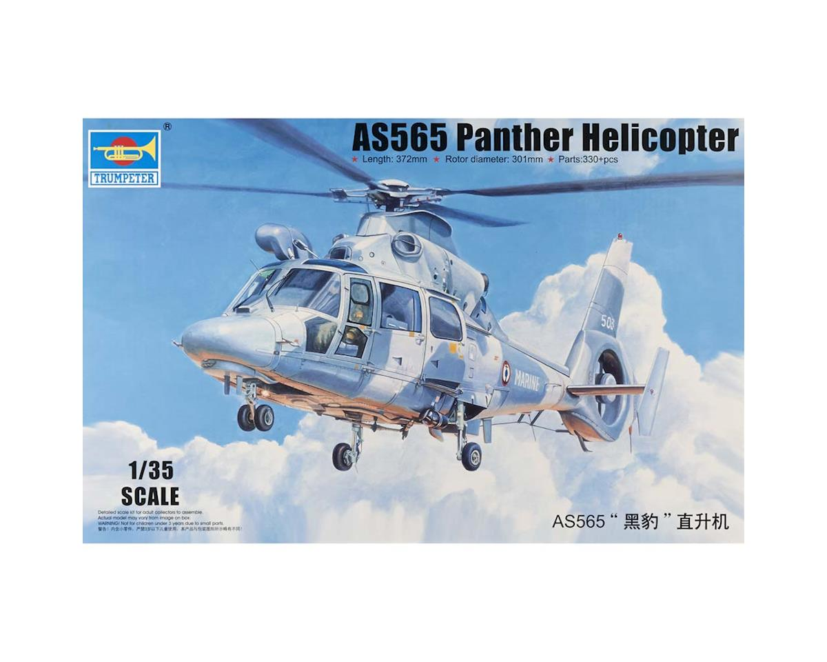Trumpeter Scale Models 5108 1/35 AS565 Panther Helicopter