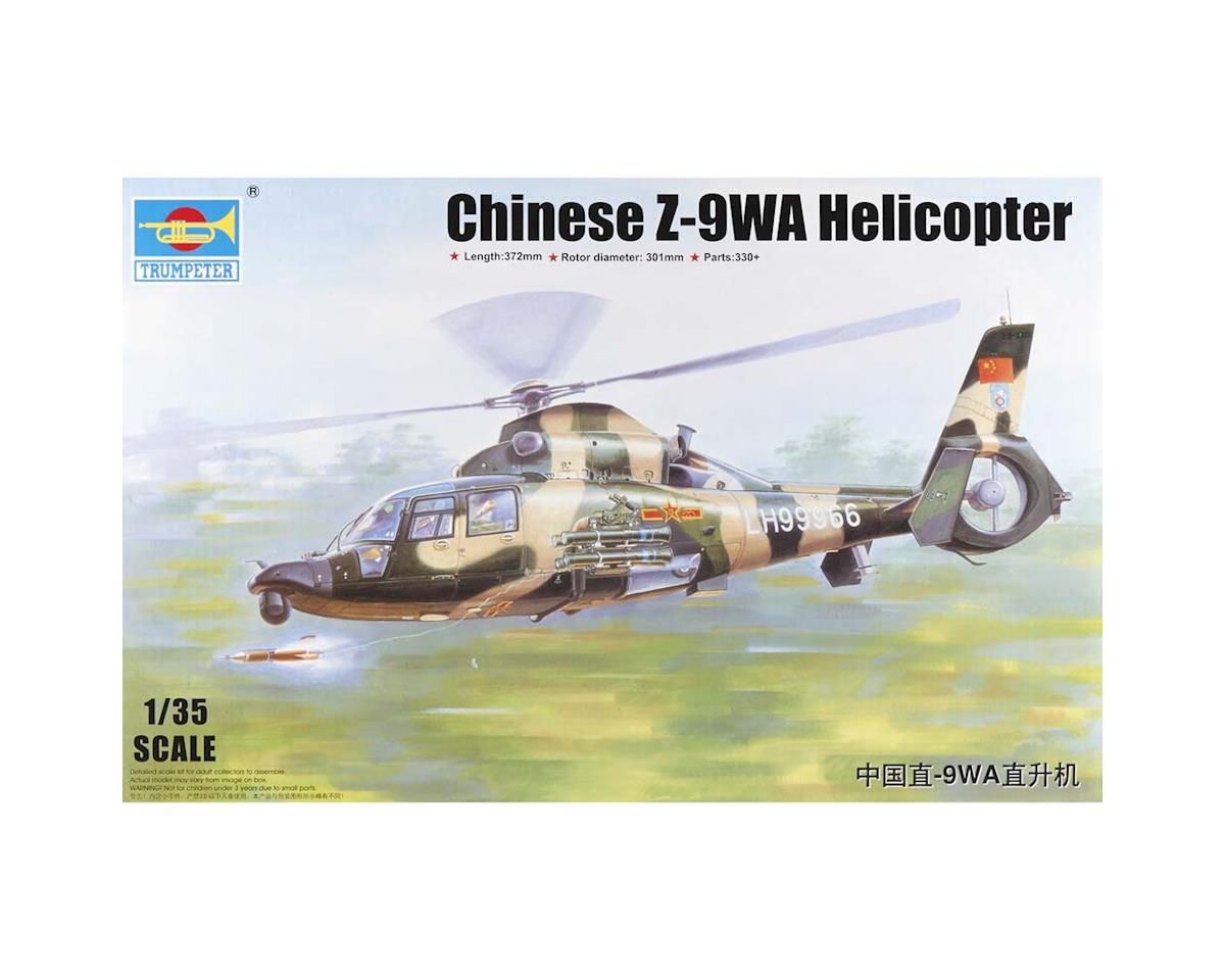 Trumpeter Scale Models 5109 1/35 Chinese Z-9WA Helicopter
