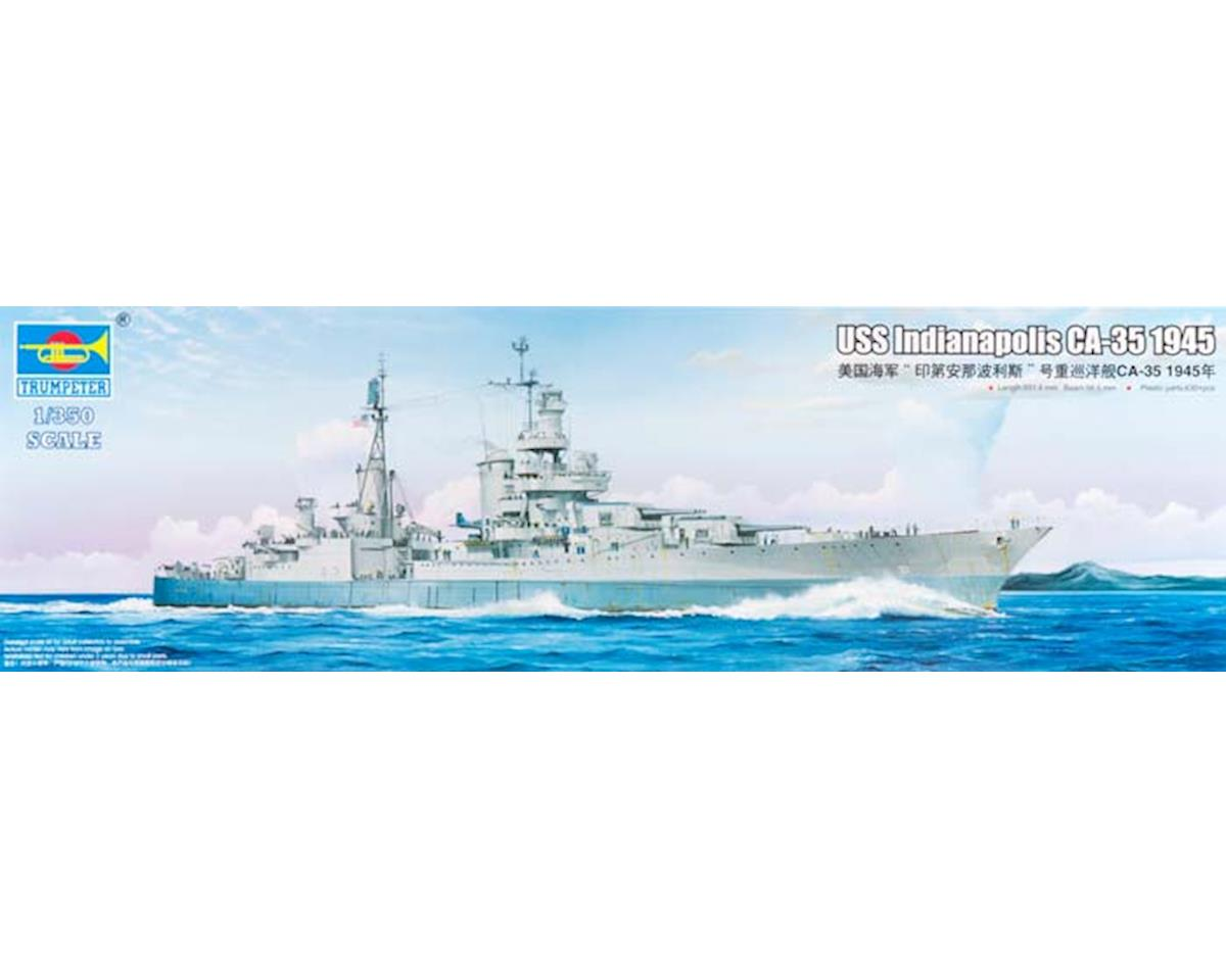 Trumpeter Scale Models 5326 1/350 USS Indianapolis CA-35 Cruiser 1945