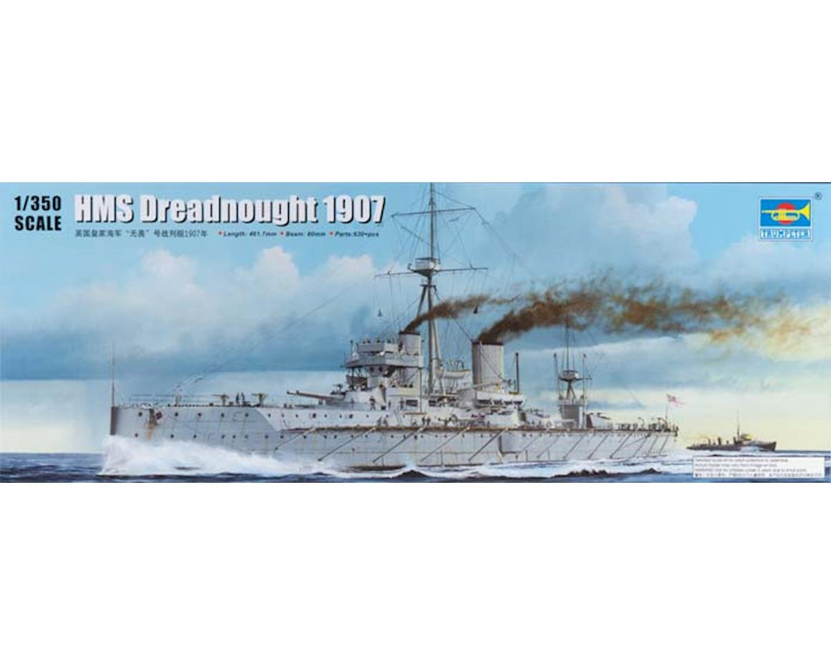 Trumpeter Scale Models 5328 1/350 HMS Dreadnought WWI British Battleship 1907