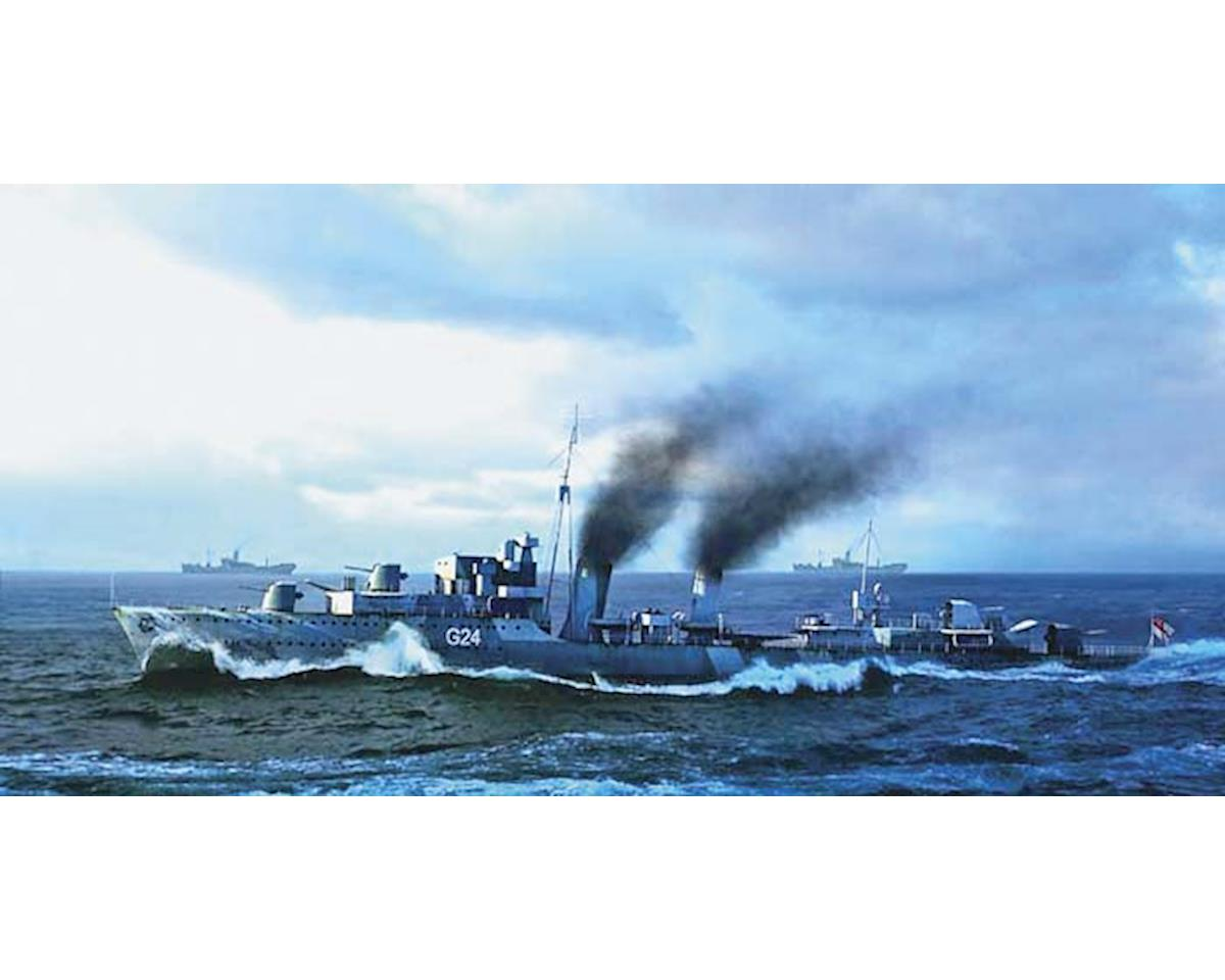 5333 1/350 HMCS Huron G24 Canadian Tribal-Class Destroy by Trumpeter Scale Models