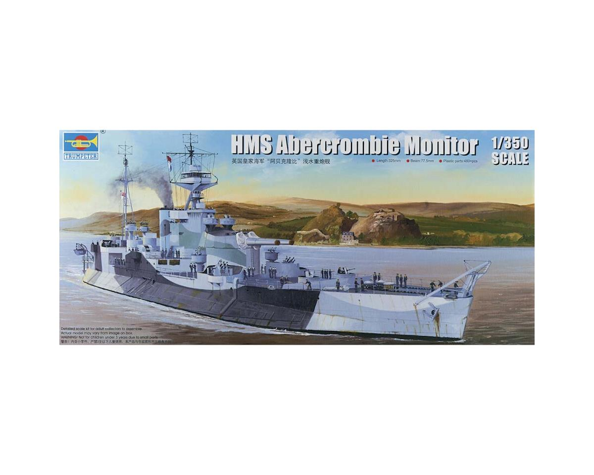Trumpeter Scale Models 5336 1/350 HMS Abercrombie British Monitor Ship