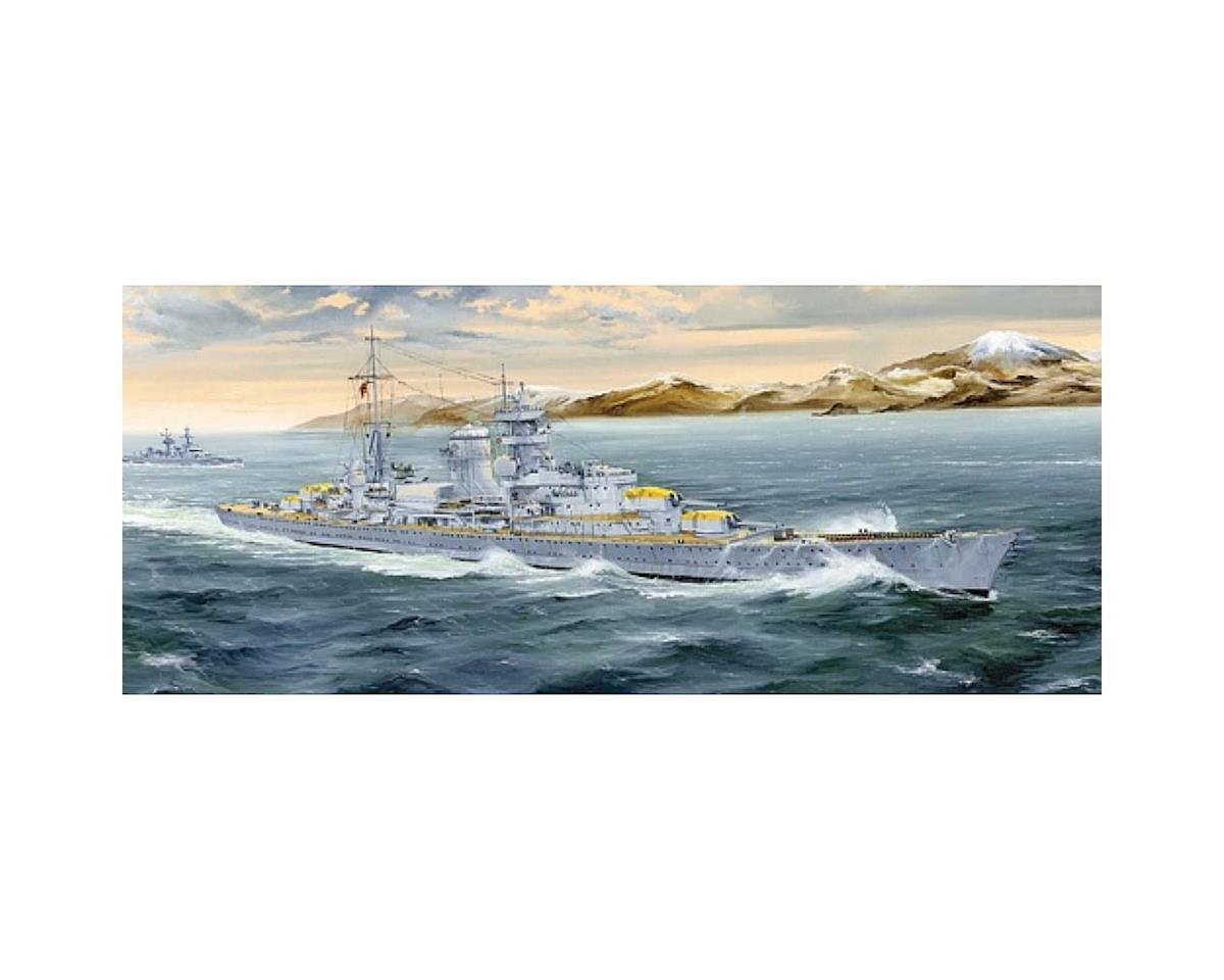 Trumpeter Scale Models 5346 1/350 German Blucher Heavy Cruiser