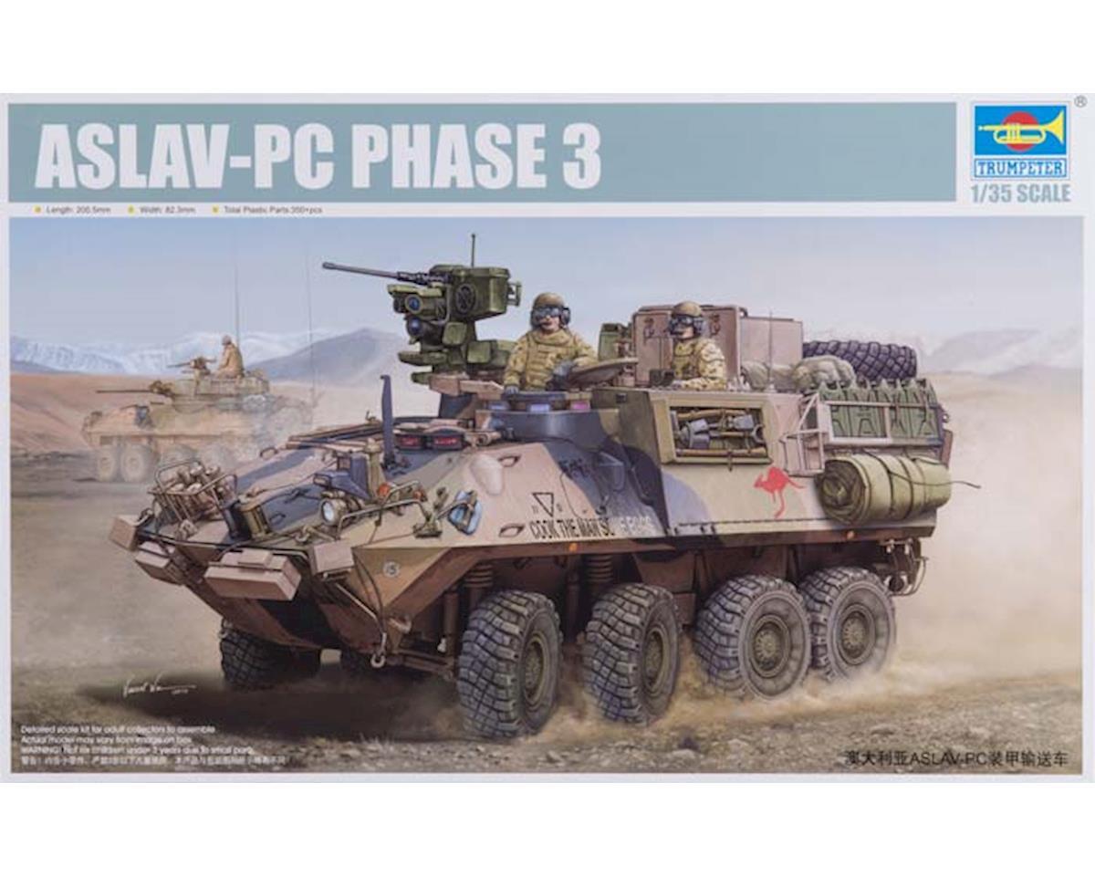 Trumpeter Scale Models 5535 1/35 ASLAV-PC Phase 3 Austrailian LAV