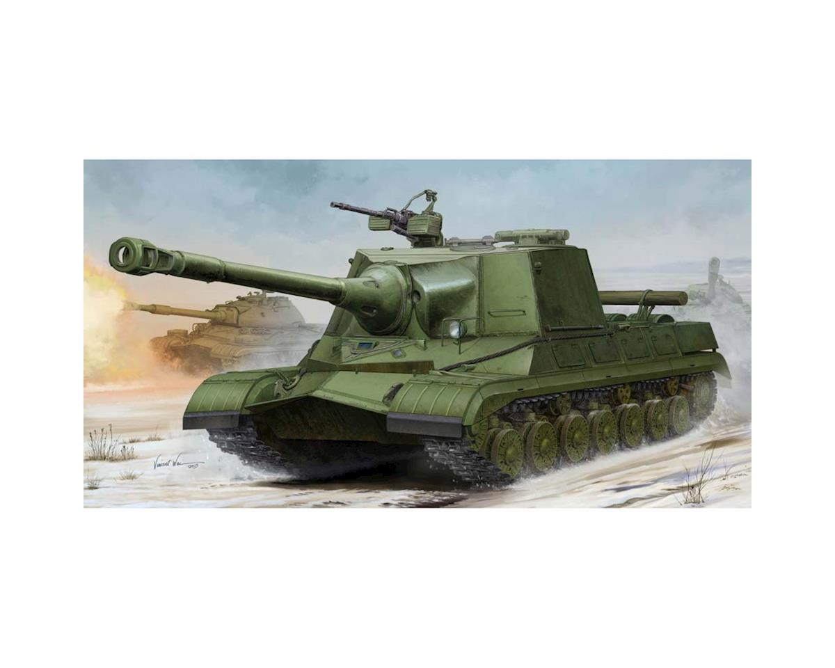 5544 1/35 Soviet Object 268 Tank by Trumpeter Scale Models