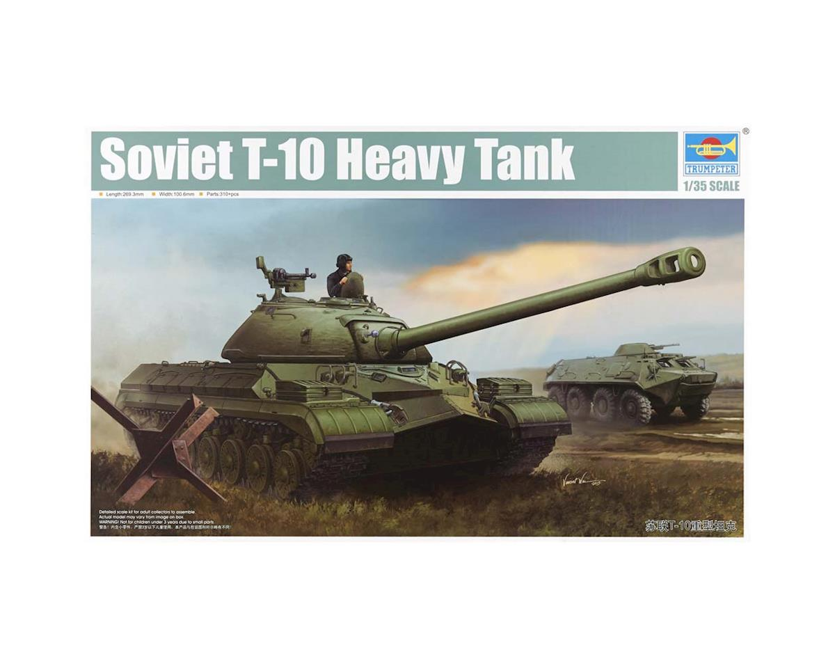 5545 1/35 Soviet T-10 Heavy Tank